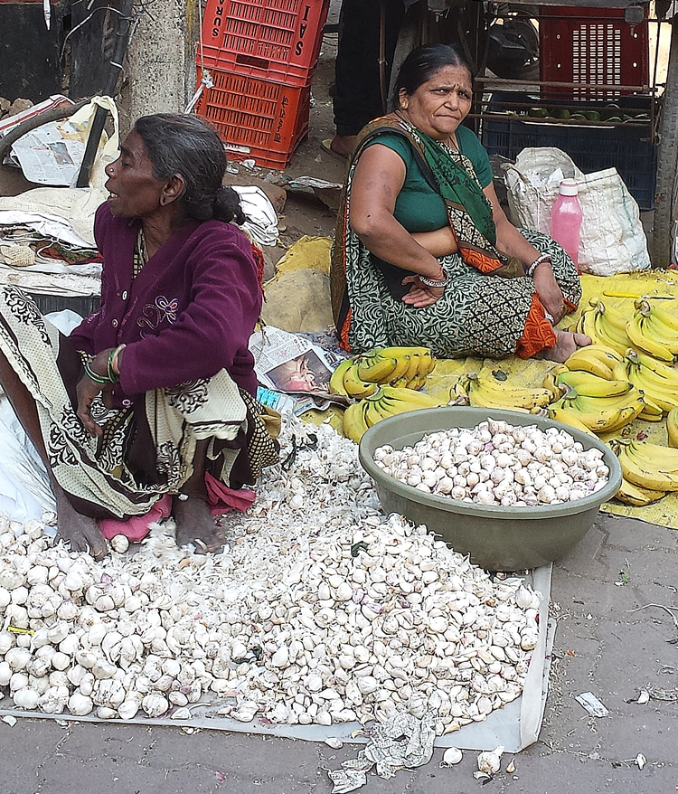 Garlic Daman