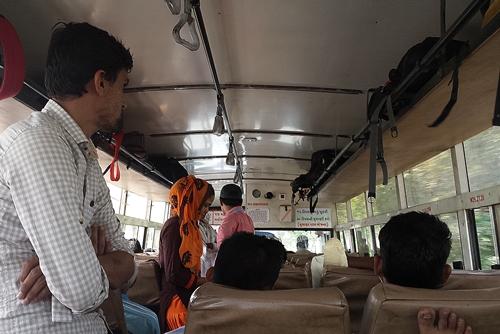 BUS 8 Pavagadh
