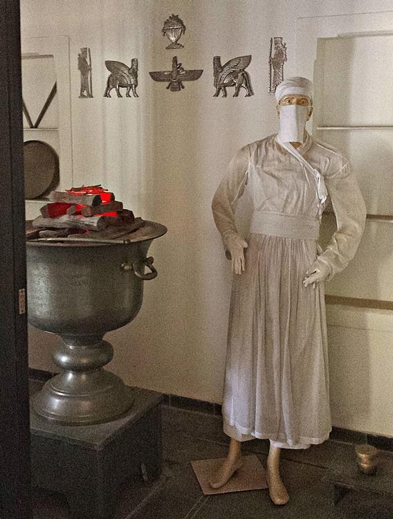 P2 udvada museum